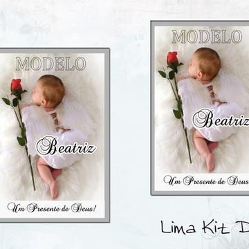 Adesivos Tubetes - Maternidade