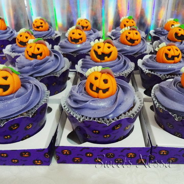 Cupcake Halloween 2