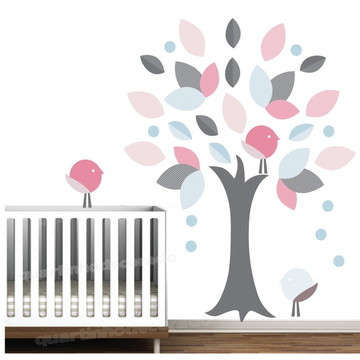 Adesivo Arvore Infantil mod.84