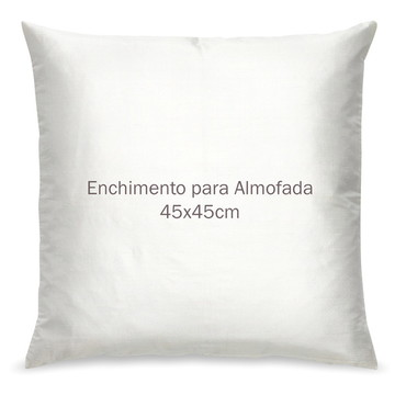Enchimento para Almofada 45x45cm
