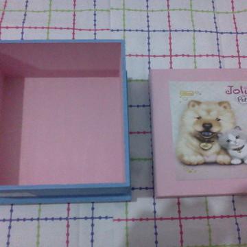 Caixa Porta-jóias Jolie em MDF