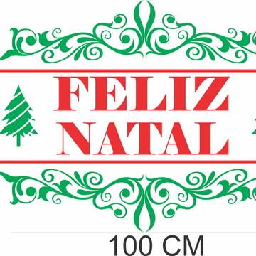 Adesivos Decorativos Vitrine loja natal