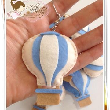 Chaveiros ou imãs de Balão