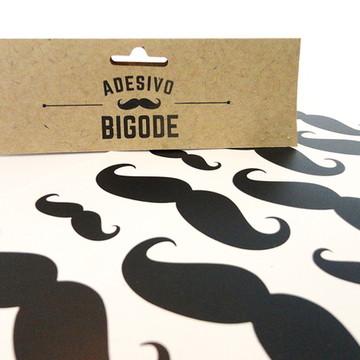 Adesivo Bigode