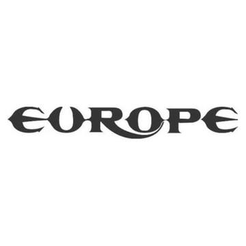 Adesivo rock heavy metal Europe