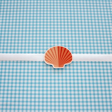 Fita com tag - coisas do mar