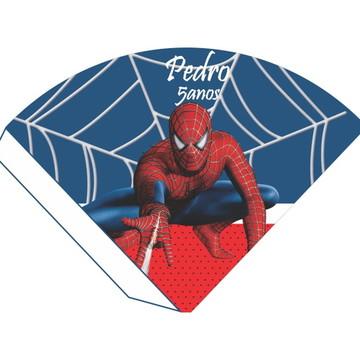 Cone personalizado Homem Aranha