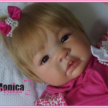 Bebê Larissa