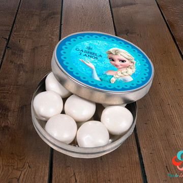 Latinha Mint to Be - Frozen