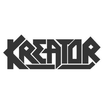 Adesivo rock heavy metal Kreator