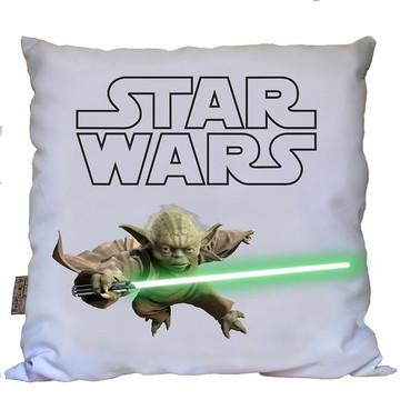 Almofada Star Wars 1 Mestre Yoda