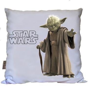Almofada Star Wars 3 Mestre Yoda