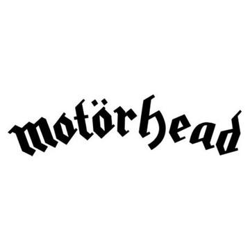 Adesivo rock heavy metal Motorhead