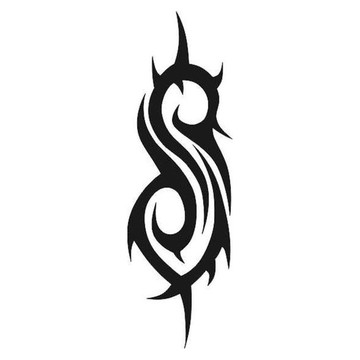 Adesivo rock heavy metal Slipknot