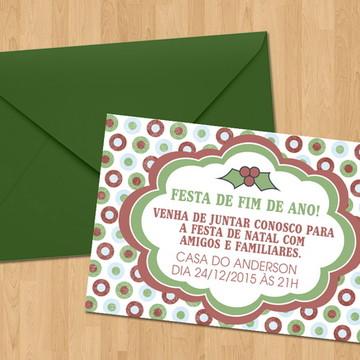 Convite de Natal