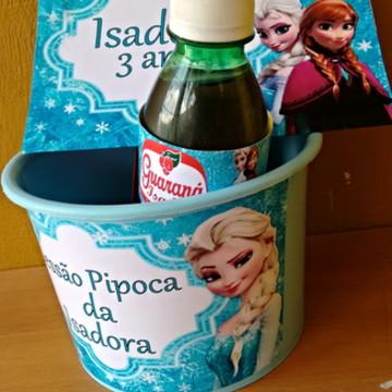 Kit cinema Frozen
