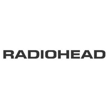 Adesivo rock heavy metal Radiohead