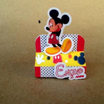 Caixa Bis Minnie e Mickey