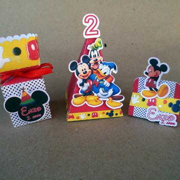 Mickey Minnie KIT CAIXAS