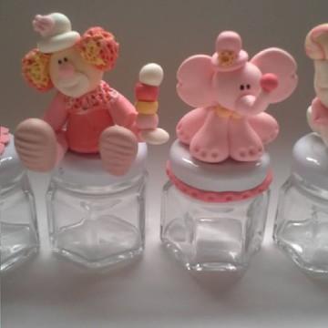 Circo Rosa ( Lembrancinha e decoração )