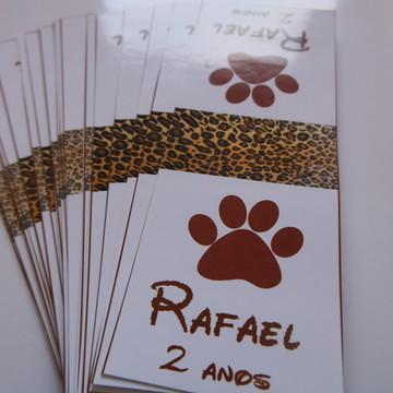 Adesivo Para pastilha Safari / Rei Leão