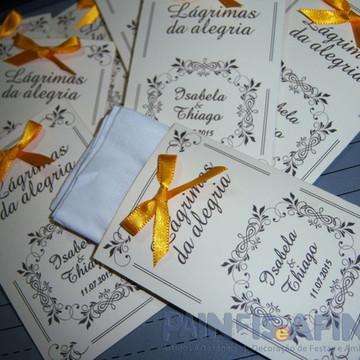 Casamento I&T - Papelaria Personalizada