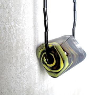Colar de murano - 'Jade-Murano'
