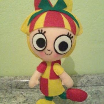 Emília - Sítio do pica pau amarelo