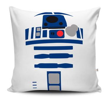 Almofada Star Wars - R2-D2 Minimalista
