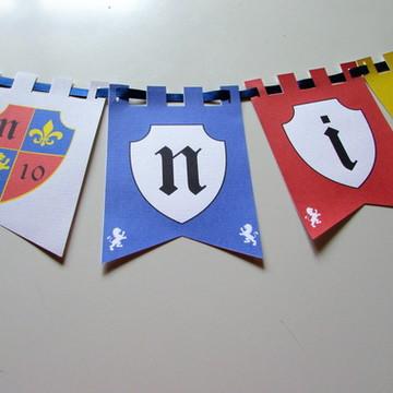 Bandeirola Medieval