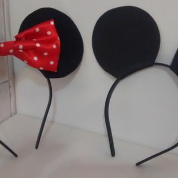 Tiaras Mickey e Minnie