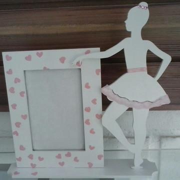 Porta Retrato Bailarina