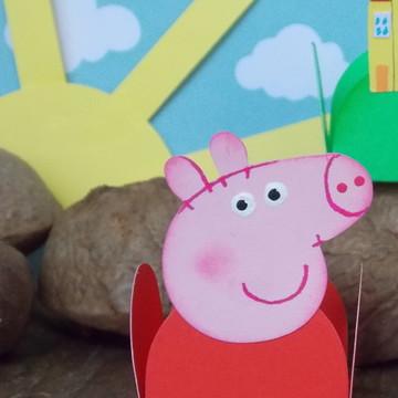 Peppa Pig - Peppa [forminha]