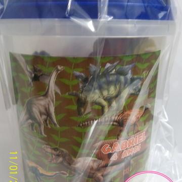 balde lego dinossauros