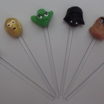 Toppers star wars