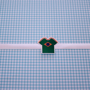 Fita com tag - Brasil