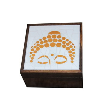 caixa mini zen white