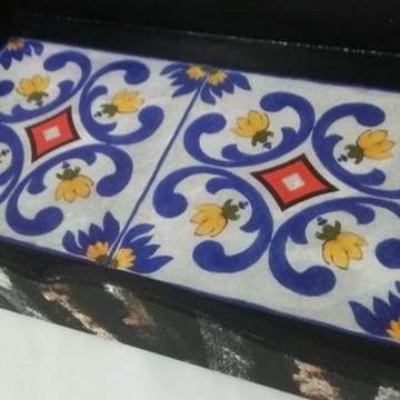 Bandeja Decorada azulejos Portugueses