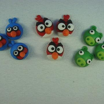 Aplique Turma da Angry Bird