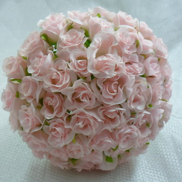 Buque - Mini flores rosa claro