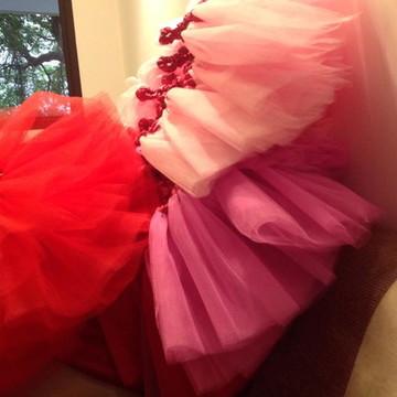 Saia tutu bailarina ou princesa