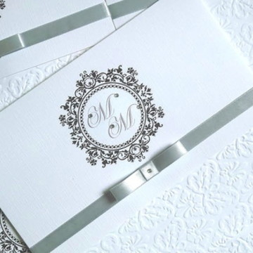 Convite de casamento - PROMOÇÃO