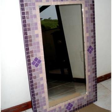 Espelho Lilás