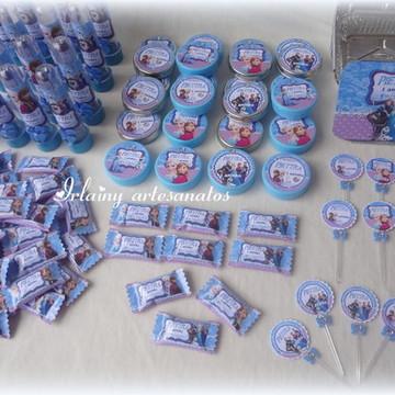 Kit personalizado Frozen