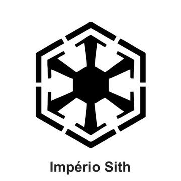 Adesivo Star Wars - Império Sith