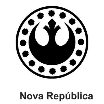 Adesivo Star Wars - Nova República