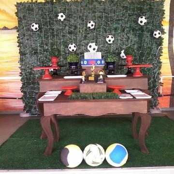 Aluguel Mesa Provençal Futebol