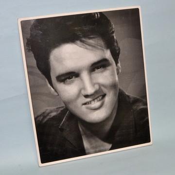 Quadro Elvis Rei do Rock