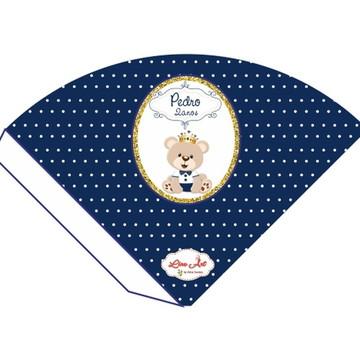 Cone personalizado Ursinho Princípe