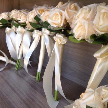 Mini bouquet para madrinhas III